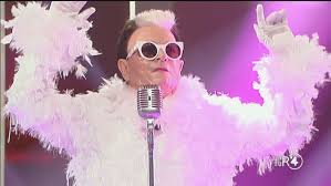 Cristiano Malgioglio on stage - #CR4 La Repubblica delle Donne ...