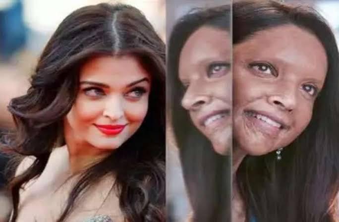 "Image result for aishwarya rai in chhappaak'"""