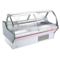 high quality commercial display freezer