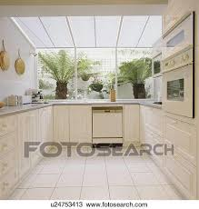 white ceramic floor tiles in modern