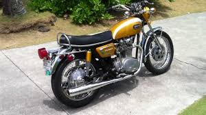 1971 yamaha xs650 idle demo you