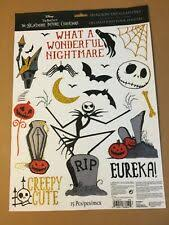 Chroma 42000 Nightmare Before Christmas Jack Skellington Window Shadez Decal For Sale Online Ebay