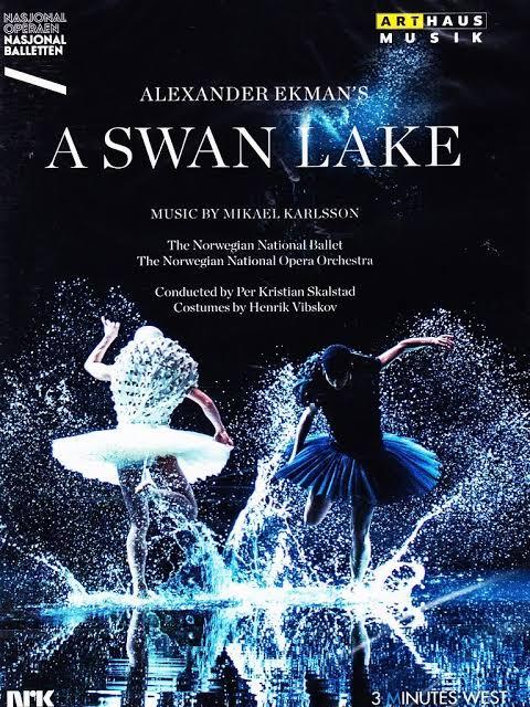 """ผลการค้นหารูปภาพสำหรับ Alexander Ekman: A Swan Lake"""""""