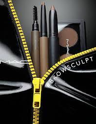 mac cosmetics brow sculpt