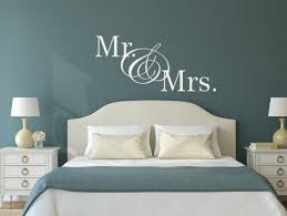 Wall Decor Mr And Mrs Vinyl Decal Wedding Decals For Signs Etsy