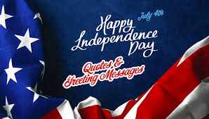 happy independence day america quotes and greeting messages