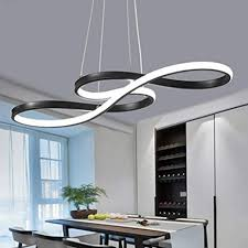 led pendant light dimmable modern