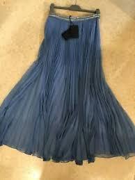 prada sy blue maxi crystals jewel waist