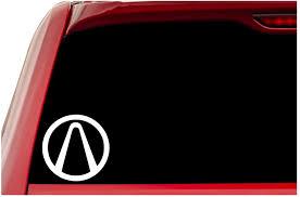 Amazon Com Ur Impressions Borderlands Vault Symbol Decal Vinyl Sticker Graphics For Cars Trucks Suv Vans Walls Windows Laptop White 5 5 Inch Uri137 Automotive