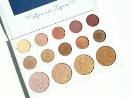 bh cosmetics carli bybel 14 color