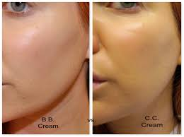the difference between bb cc cream