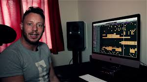 In the studio with Adam Ellis - YouTube