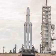 SpaceX's Falcon Heavy launch was ...