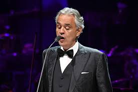 Andrea Bocelli to perform Easter ...
