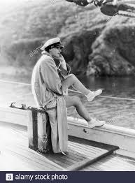 GRETA GARBO in THE SINGLE STANDARD 1929 director John S. Robertson novel Adela  Rogers St. Johns Silent Movie with musical score and sound effects Metro  Goldwyn Mayer Stock Photo - Alamy