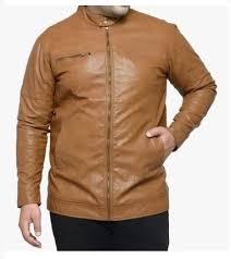 stylish teenager mens leather jackets