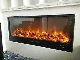 fake electric led fireplace led