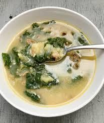 Sausage Potato and Kale Soup — Lindsay ...