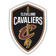 Sticker Nba Cleveland Cavaliers Shield Muraldecal Com