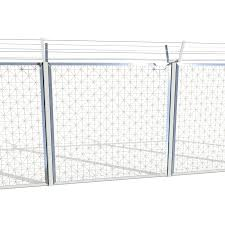 Low Poly Modular Fence 3 3d Model 19 Stl Obj Fbx Dae Blend Free3d