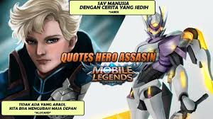 mobile legend quotes hero