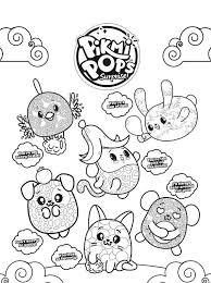 Kids N Fun Kleurplaat Pikmi Pops Pikmi Pops