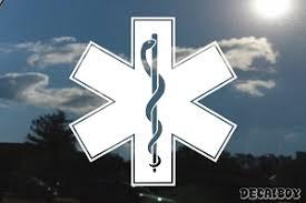 Medical Decals Stickers Decalboy