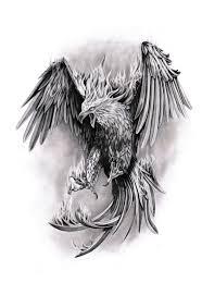 Fenix By Ca5per On Deviantart With Images Phoenix Tattoo