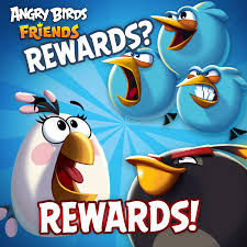📣Some of you lovely people have been... - Angry Birds Friends ...