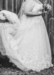 wedding dress in plus sizes kijiji in