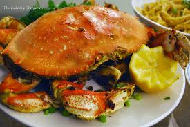 Roasted Garlic Crab with Garlic Noodles ...