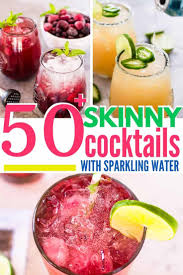 sparkling water tails 50 recipes