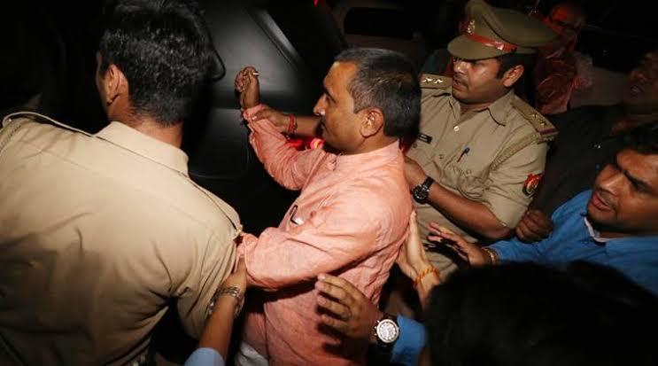 Image result for unnao rape case dr. prashanth death