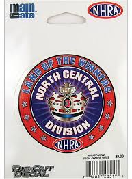 Small Division Three North Central Division Decal Decals Nitromall