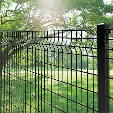 The Deco Grid 4ft X 6ft Black Steel Fence Panel Available At Homedepot Forgeright Fence Thehomedep Metal Fence Panels Steel Fence Panels Fence Decor