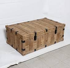 rhart 47 62 l wood trunk coffee