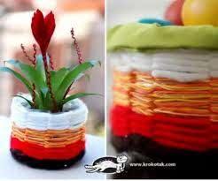 flower pot shinysparklecreativity