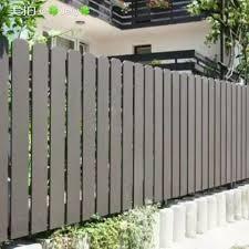 Uv Proof Easy Installation Wood Plastic Composite Garden Fence Panels Buy Garden Fence Garden Fence Panels Plastic Garden Fence Panels Product On Alibaba Com