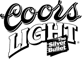 Coors Light 3 Graphic Logo Decal Customized Online