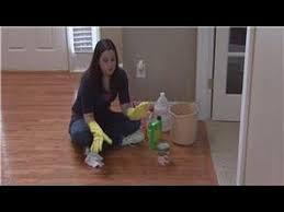 paint off of hardwood floors