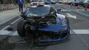 Gemballa Mirage GT Wrecked By Owner In ...