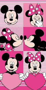 mickey mickey mouse dan minnie mouse