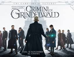 Animali Fantastici: i Crimini di Grindelwald – Koinervetti