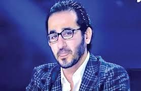 أحمد حلمي يبكي مباشرة على الهواء صحيفة الأيام البحرينية