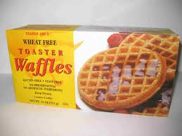 7 gluten free frozen waffle brands