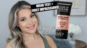makeup forever matte foundation reviews