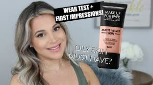 makeup forever stay matte foundation