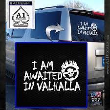 Mad Max Fury Road Valhalla Decal Sticker A1 Decals