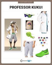 Dress Like Professor Kukui (With images)