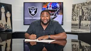 Raiders Sign OL Marshall Newhouse
